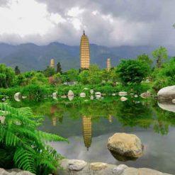 3 Pagodas Temple