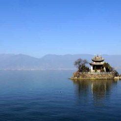 Lake Erhai and its islands